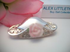 Find everything but the ordinary Rose Hat, Rose Jewelry, The Ordinary, Brooch Pin, Buy And Sell, Brooch, Pink Decorations