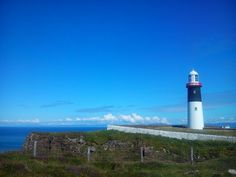 North lighthouse rathlin island