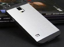 Coque en aluminium de marque Motomo pour Galaxy S5 . Découvrez notre nouvelle gamme de protection en métal brossé ! #galaxyS5case #case #galaxycase #galaxyS5