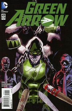 Green Arrow # 49
