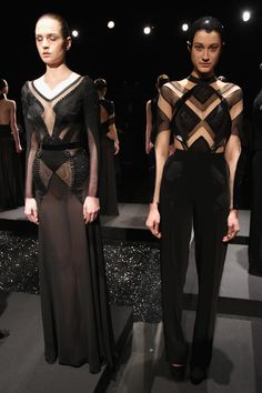 OBSESSED with these #alonlivé looks #StyledtoRock #MBFW @Karen Jacot Jacot Jacot Darling Network