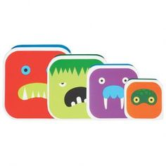 Monster Mash Up Snack Boxes: £8, paperchase.co.uk