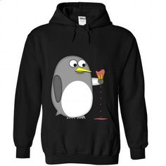 Penguin - #cute t shirts #silk shirts. SIMILAR ITEMS => https://www.sunfrog.com/LifeStyle/Penguin-3133-Black-Hoodie.html?60505