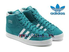 info for 4c7fb 68b4f Adidas NEO High Tops - Officiel Chaussure de Running Homme Femme Royal  White Trainers G95472