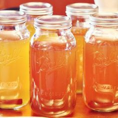 Apple Pie Moonshine:  Ingredients 1gallon Spiced Apple Cider 1gallon Apple Juice 1-½cup Granulated Sugar 1-½cup Light Brown Sugar 8whole Cinnamon Sticks 1bottle (750ml Size) 190-Proof Grain Alcohol  Bring everything to a boil except alcohol. Let mixture cool completely. Add alcohol. Put into sterile mason jars. Let moonshine mellow for a few weeks. Enjoy!