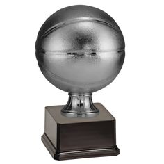 Basketball Trophies, Resin, Base, Silver, Gold, Yellow, Money
