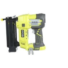 Ryobi 18-Volt ONE+ AirStrike 18-Gauge Cordless Brad Nailer (Tool-Only) P320 at The Home Depot - Mobile