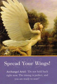 Brenda and her Angels: Angel Card of the Day
