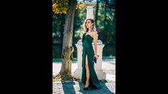Icon dress - the emerald dress