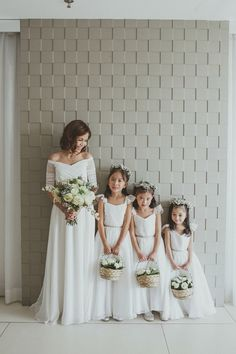 The Wedding Notebook is an ultra chic quarterly online magazine and website for the modern bride. We cover engagement celebrations, bridal portraits and weddings. 2015 Wedding Dresses, Bridal Dresses, Bridesmaid Dresses, Wedding Blog, Dream Wedding, Wedding Day, Gown Wedding, Lace Wedding, Mermaid Dresses