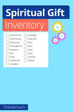 Not sure what your spiritual gifts are? Check out our inventory and see where you may be best gifted to serve. Spiritual Gifts Inventory, Spiritual Gifts Test, Sunday School Lessons, Sunday School Crafts, Lessons For Kids, Youth Bible Study, Youth Activities, Faith Prayer, Help Teaching