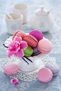 ** Macarons