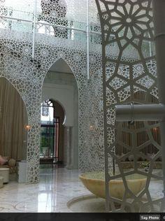 morocco - royal mansour spa - Restaurant On The Beach, Spas, Marrakech, Pop Up, Morocco, Scrapbook, Inspirational, Dreams, Interior Design