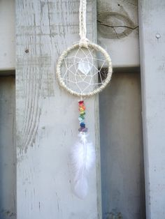 Chakra Dream Catcher Yoga DreamCatcher sanscriti regali
