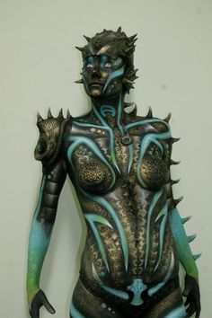 It'll come, I'm just not sure when., amazingbodyart: Amazing body art fr… It'll come, I'm just not sure when., amazingbodyart: Amazing body art from Alex… See Tattoo, Tattoo Prices, Fx Makeup, Airbrush Makeup, Mermaid Tattoos, Head Tattoos, Special Effects Makeup, Fantasy Makeup, Nice Body