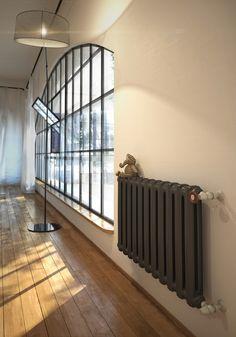 Cast iron radiator prototype - Terma Bart #radiator #prototype #design #castiron #heating #interior #interiordesign #forthehome #home #decor #architecture #style #form #inspiration #industrialdesign #innovation #invention #grzejnik #grzejnikodlewany #grzejnikżeliwny #ogrzewanie #projektowanie #wzornictwo #wnętrze #architektura #wzornictwoprzemysłowe #prototyp