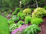 Simple and easy backyard landscaping ideas 30