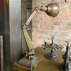 Vintage Task Lamp   cityFoundry