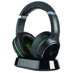 Turtle Beach Ear Force 800X Wireless Gaming Headset | Geek Armory - Release Date: 2015-05-22 – Preorders Taken Now - Turtle Beach Ear Force Elite 800X Premium Fully Wireless Gaming Headset with DTS Headphone:X 7.1 Surround Sound, Noise Cancellation, Superhuman Hearing, and Mic Monitoring for Xbox One and Mobile Devices.