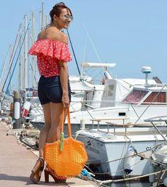 Hello IG un nouveau look est en ligne sur le blog www.jenychooz.com #pinup #lookgirly #jenychooz #blogueusemode #blogueusedusud #var #toulon #hyeres #marseille #igersmarseille #igerstoulon #mode #love #bigcrush #bardot #short #graindemalice #valentineandco #summer #instapic #instafashion #ootd #look #fashionista #fashionblogger #follow #followme