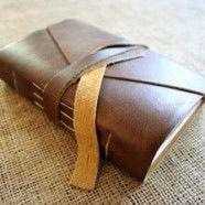 DIY Leather Journal