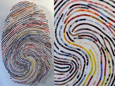 This Thumbprint Art Will Amaze You