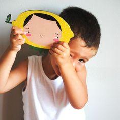 Niño-limón