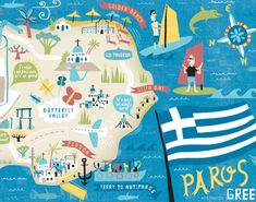 Old London Map Blog: Wanderlust Travellers Draw Amazing, Artistic Maps
