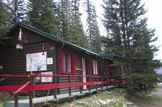 HI-Beauty Creek Wilderness Hostel in Jasper National Park, AB