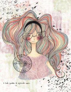 Fabiella Flores - Ilustrações