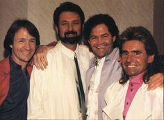 The Monkees, Peter Tork, Mike Nesmith, Micky Dolenz, Davy Jones.