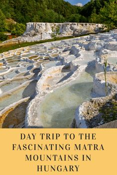Day Trip To The Fascinating Matra Mountains in Hungary – carpediemeire Places To Travel, Travel Destinations, Places To Go, Glamping, Budapest Travel, Hungary Travel, Roadtrip, Budapest Hungary, Travel Goals