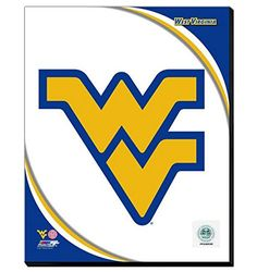 West Virginia University Team Logo Canvas Framed Over With 2 Inches Stretcher Bars-Ready To Hang- Awesome & Beautiful-Must For A Championship Team Fan! All Teams Logo Canvas Available-Please Go Through Description & Mention In Gift Message If Need A different Team-Choose Size Option! (16 x 20 inches stretched West Virginia University Team Logo Canvas) Art and More, Davenport, IA http://www.amazon.com/dp/B00N8HWRLW/ref=cm_sw_r_pi_dp_gpZxub0YZ5AN6