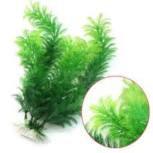 US $1.55 High Quality Submarine Ornament Artificial Green Underwater Plant Fish Tank Aquarium Decor. Aliexpress product