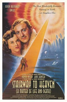 how to watch a matter of life and death (stairway to heaven) (1946) - Google Search
