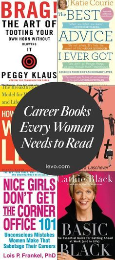Looking for career advice? Try reading this books for your career! Tell us your favorite and we might add it to our next list.