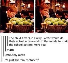 Something about Harry Potter I didn't know: