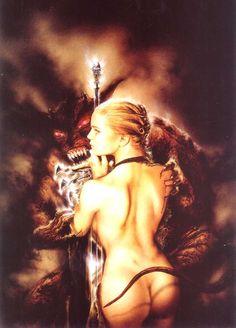 Opinion Elegant nude dancers fantasy art remarkable, rather
