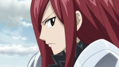 Fairy Tail Girls, Fairy Tail Ships, Fairy Tail Anime, Titania Erza, Fairy Tail Season 3, Erza Scarlett, Fairy Tail Erza Scarlet, Fairy Tail Characters, Bravest Warriors