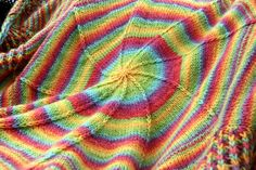Estrellita Blanket Showcases Some Favorite Nuances Ravelry, Blankets, Knitting, Crochet, Pattern, Beautiful, Crochet Hooks, Tricot, Patterns