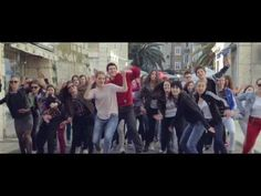 ▶ International Happy Day - March 20th Pharrell Williams - Happy ( Split , Croatia ) - YouTube