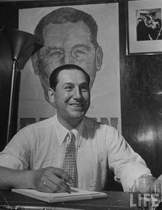 Perón en campaña