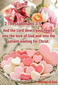 2 Thessalonians 3:5 KJV