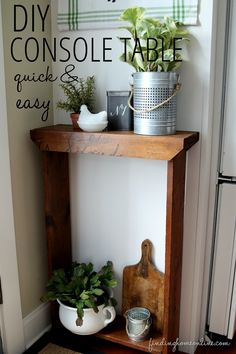 Great Ideas -- 24 Spring Home DIY Projects (Front Entrance)