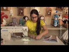 CRIANDO IDEIAS 08 02 17 KIT VIAGEM CHAVEIRO PORTA GARRRAFA PORTA DOCUMENTOS - YouTube
