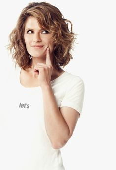 Stana from Let's Recycle