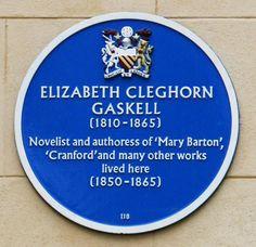 Elizabeth Gaskell, Manchester