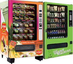 Snacks Vending Machines New York