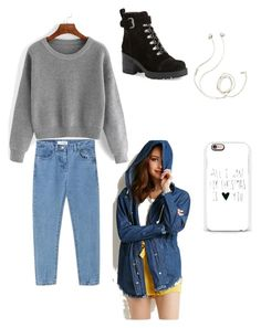 """Без названия #7"" by belovakrist on Polyvore featuring мода, Nine West, Love 21, Molami, Casetify, women's clothing, women's fashion, women, female и woman"