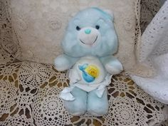 Kenner Blur Care bear Baby  Tugs with his Diaper on /Not included in Sale New Listing :)Siof by Daysgonebytreasures on Etsy